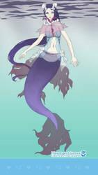 Random Mermaid by CrazyRandomZynGirl