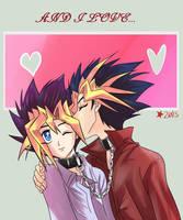And I Love YamixYugi by psychodoll-behindyou