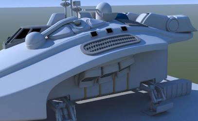 Small Cargo Vessel by GreyAreaRK1