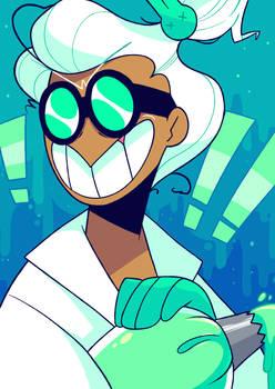 Dr. Wasabi by FrigginConfused