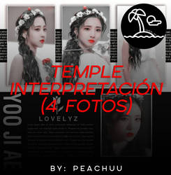 Temple Interpretacion By Peachuu by OasisRP3