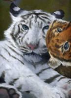 Tigers by blackXXraine