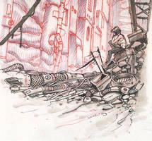 Sketchbook stuff 4 by DylanTeague