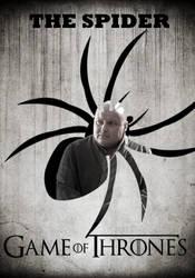Lord Varys Poster Game of Thrones by MrChukNoris