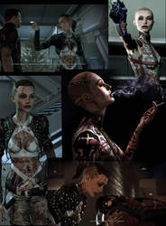 Jack from Mass Effect by pzychob1tch26