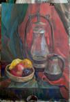 still life (study) by zelionka