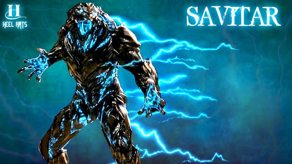 Savitar The Flash Wallpaper By Umer2022 On Deviantart