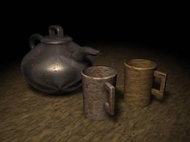 Tea Time by TheBrain12