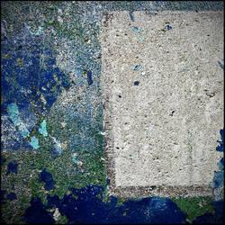 blue-green sea by katpi