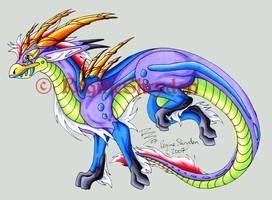 Dragons - KaramaC by RegineSkrydon