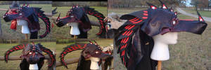 Mask - Dragon Landon by RegineSkrydon