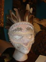 Mask - Creamy Ornate by RegineSkrydon