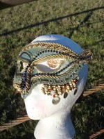 Mask - Regal Dragon by RegineSkrydon