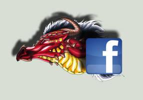 Red Dragon Facebook Group by RegineSkrydon