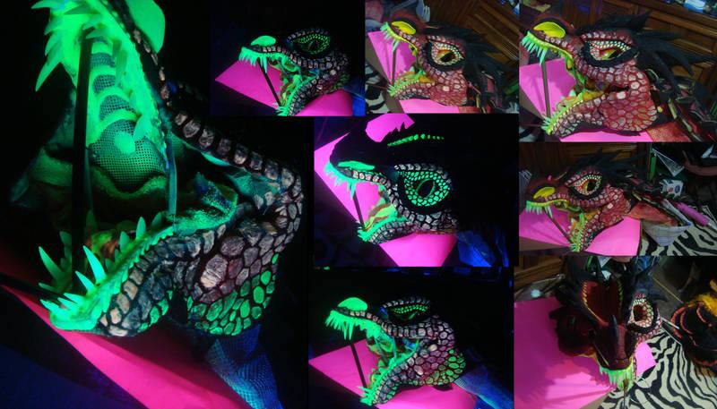 Smaug Mask Update by RegineSkrydon