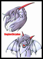 Dragons - Dreamous Icon Color by RegineSkrydon
