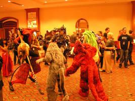 Red Dragon - Melee Battle by RegineSkrydon