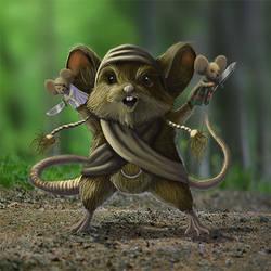 MouseGuard by Stjepan Lukac by SaisDescendant