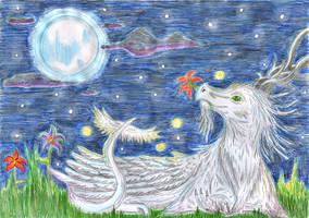 GA: Heavenly Night by Sunrise-LoneWolf