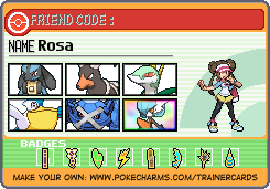 Rosa's White 2 Randomizer Trainer Card by liamisgreat