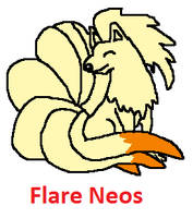 Flare Neos for AzureCrazed by liamisgreat