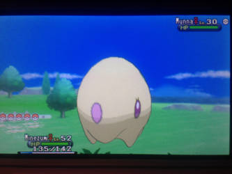 Shiny Munna LIVE by liamisgreat