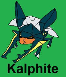 Kalphite as a Vikavolt by liamisgreat