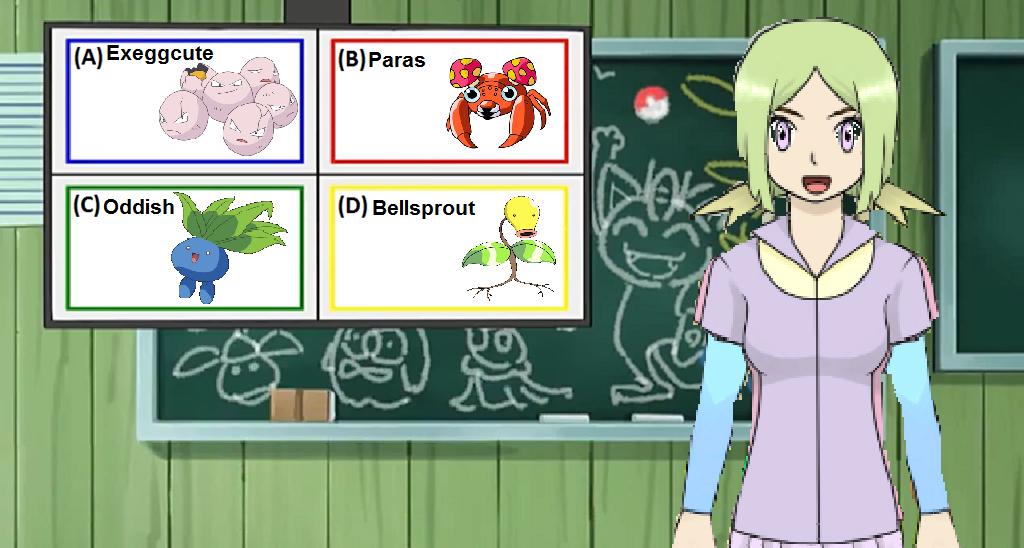Josie Poke Problem - New Pokemon by liamisgreat