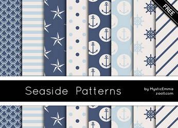 Seaside Patterns by MysticEmma