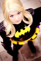 Batgirl: Stephanie Brown by Aigue-Marine