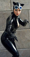 DCU: Catwoman by Aigue-Marine
