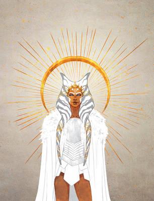 Ahsoka The White by croaky