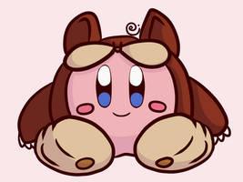 Kirby Animal Form by Eriniin