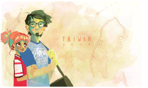 Trip to Taiwan by Chiara-Maria
