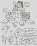 Bravest Warriors: Wallow and Family by CelmationPrince