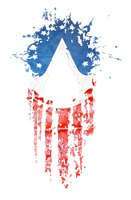 Assassin's Creed 3 - Limited Edition Shirt Design by SonicGenerations1234