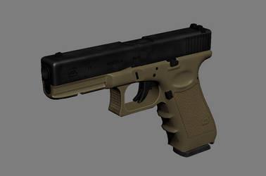 Glock 17G3 ver.1 by hunterkill999