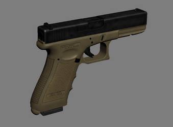 Glock 17G3 ver.2 by hunterkill999