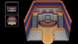 Pokemon Center BW (work in progress) by xAlien95