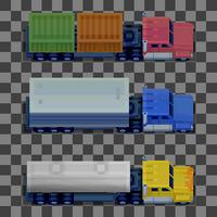 BW : Trucks by xAlien95