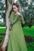 Emerald Portrait5 by faestock