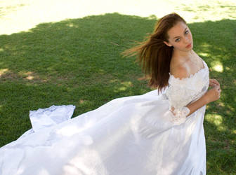 Fairytale princess by faestock