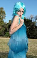 Blue Faery by faestock