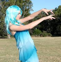 Blue Faery17 by faestock