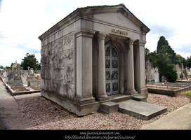 Mausoleum2 by faestock
