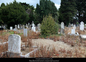 Cemetery by faestock