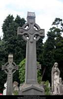 Cross by faestock