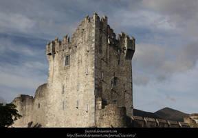 Castle2 by faestock