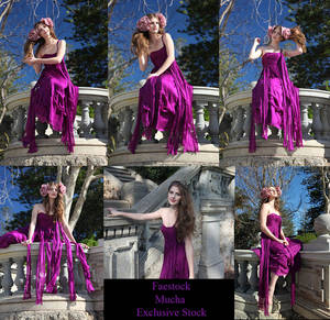 Mucha Exclusive Stock by faestock
