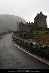 Eilean Donan Castle 2 by faestock